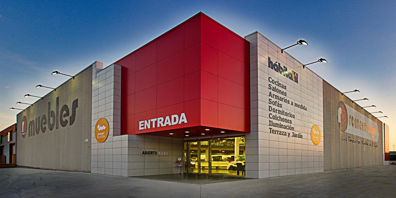 Muebles de calidad y diseño en Almería. Tienda de muebles.