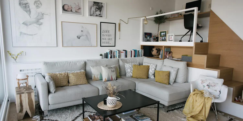 Interiorismo en residencial